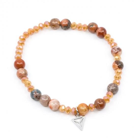 Armband Orange Y-YOGA