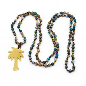 Mantra Halsband Guld