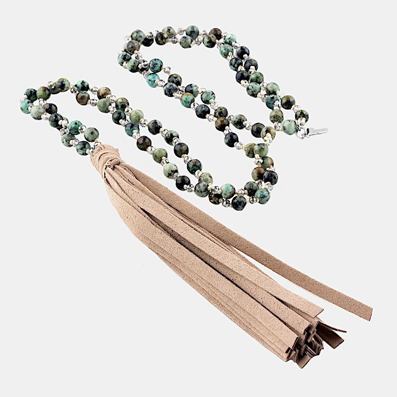 Yama Halsband Grön