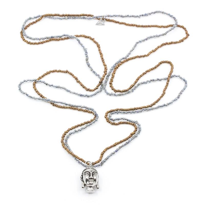 Buddha Halsband Mix