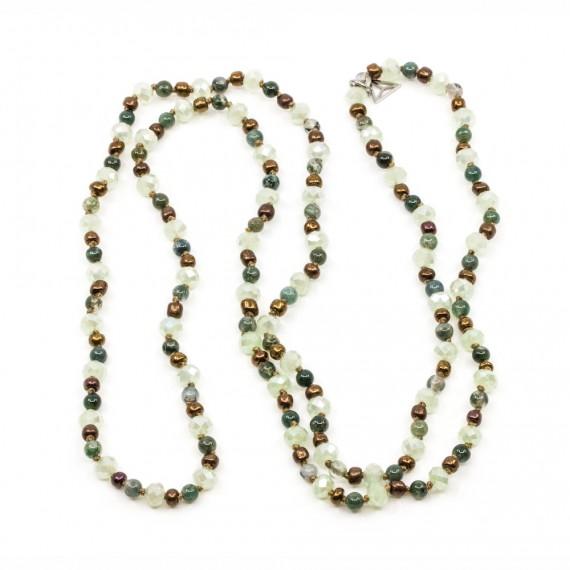 Ocean Simple Halsband Grön