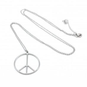 Peace Halsband 90 Silver 7EAST