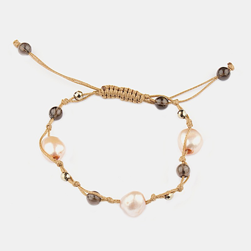 Dhyana Armband Pink